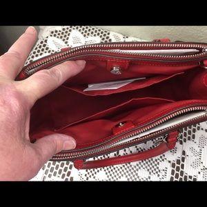 Coach Bags - NWT Coach Border Rivets Leather Mini Surrey Bag
